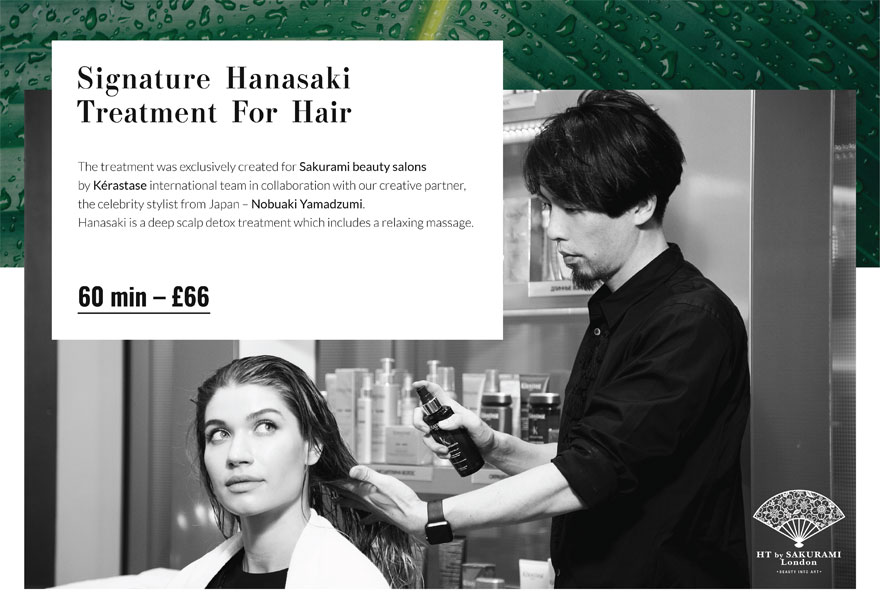 Hanasaki Signature Treatment